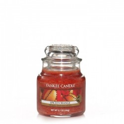 Candela Yankee Candle Spiced Orange Giara piccola