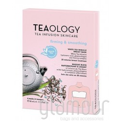 Teaology WhiteTea Miracle Breast Mask- Rassodante e Levigante 1pz shopglamour.it